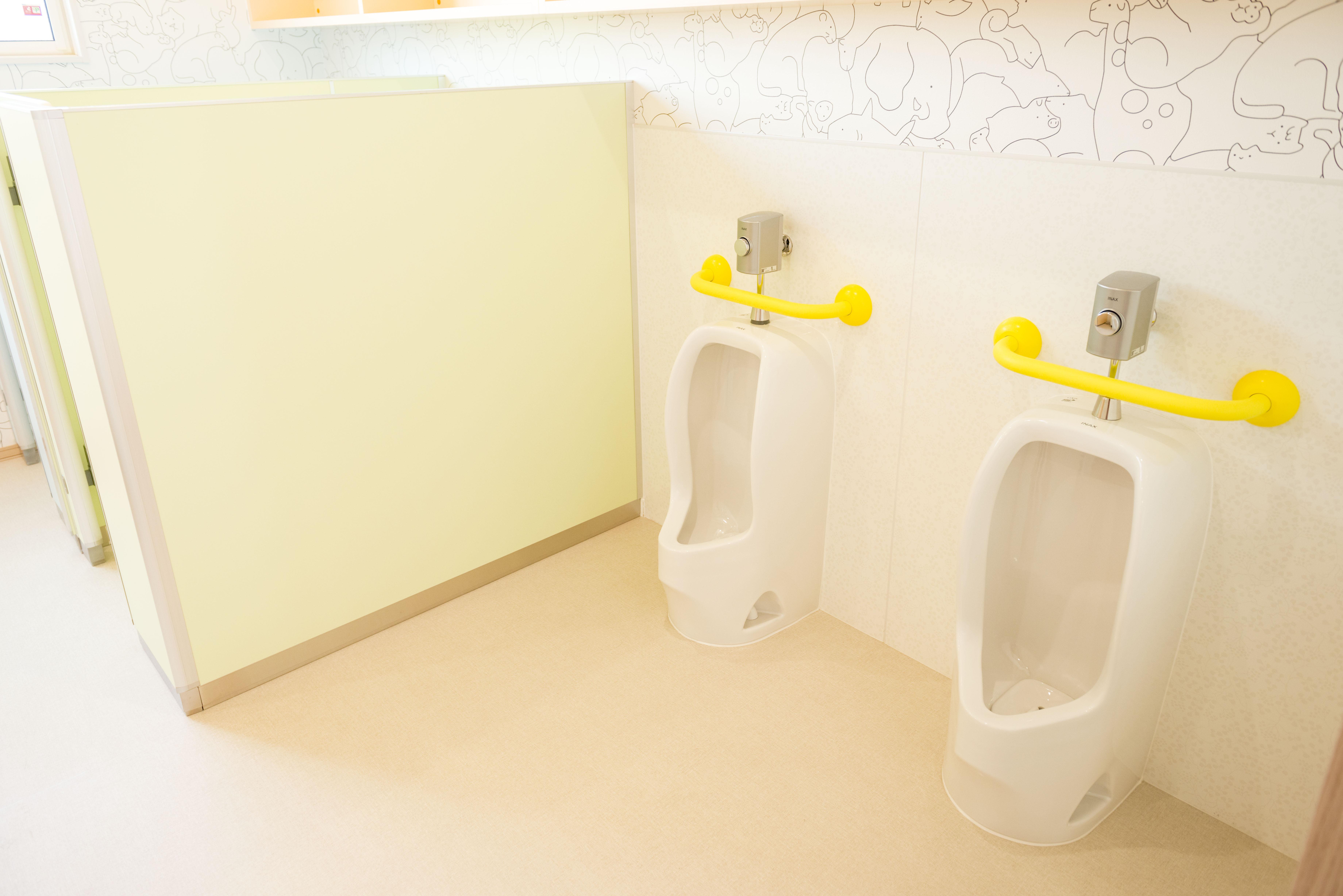 トイレ・手洗い場